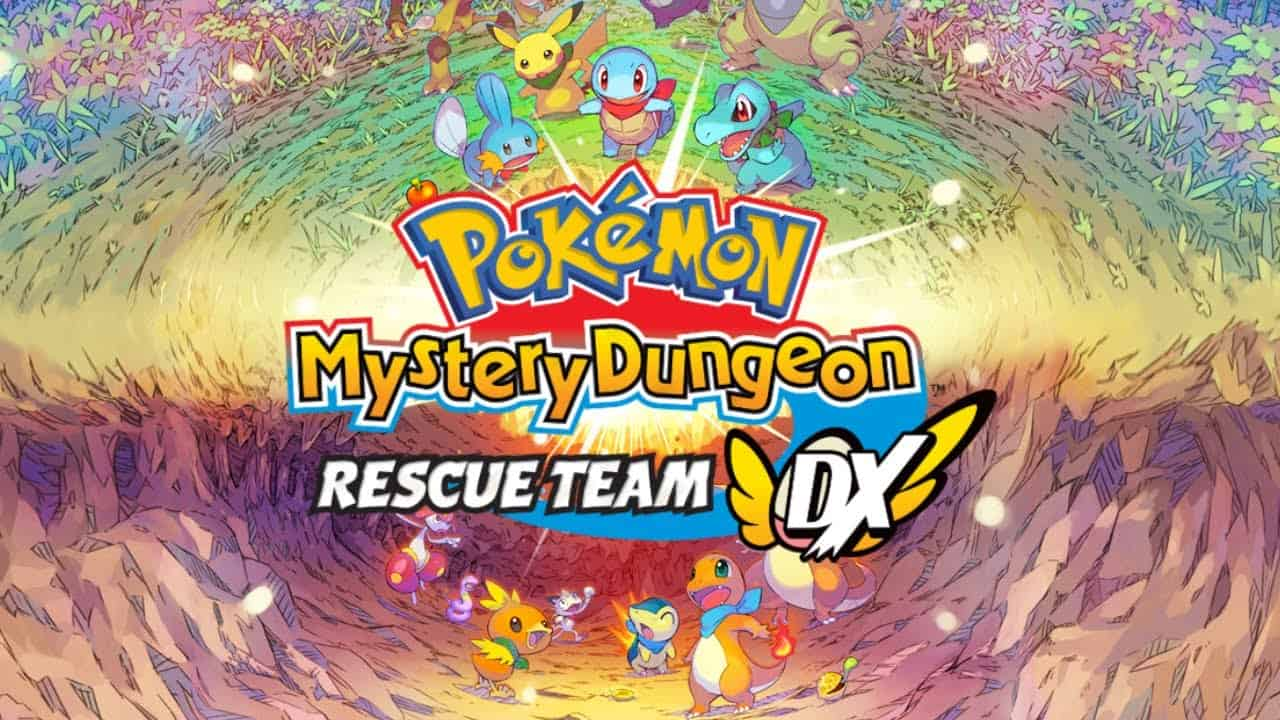 Image result for pokemon mystery dungeon